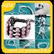 Creative DIY Shamballa Bracelets by Amazing Ideas