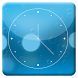 Wooden Sky HD Analog Clock LWP by Logic Games