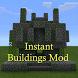 Instant Buildings Mod by BlueXGame