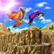 Guko Saiyan for Super Warrior by 3D-Mobi
