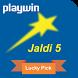 Playwin Jaldi 5 - Lucky Pick by THAULIA
