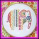 Embroidery Pattern by kamiati