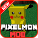 Addon Pixelmon for Pokecraft PE by DevSarah