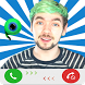 Fake Call From jacksepticeye by Fake call Apps