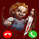 Fake Call From Killer Chucky by BrslApps