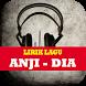 Lirik Lagu Anji Dia Full Album by Nietzhee