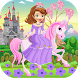 Princess Sofia with Horse by Games Adventures Games