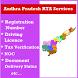 Search Andhra Pradesh RTA Services by d2h App Tech