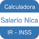 Calculadora IR INSS Nicaragua by Rene Incer