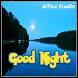 Night Wish Text by aifzcc.studio