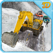 Heavy Snow Excavator Crane SIM by Amazing Gamez