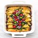Shredded Beef Enchiladas by Alonechain