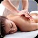 Deep Tissue Massage by Blue heart