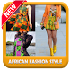 New African Fashion Style by Elfatimaa