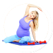 Pregnancy Exercises by Personal Care & Health Studio
