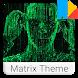 Matrix Xperia™ Theme (Live Wallpaper)