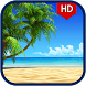 Tropical beach live wallpaper by livewallpaperjason