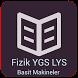 Basit Makineler FİZİK YGS-LYS by İLKER CORSUZ