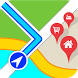 GPS Route Finder - Live GPS Navigation & Maps by 3h Apps
