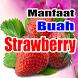 Manfaat Buah Strawberry by Laris Manis Manjur Apps