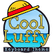 Cool Luffy Theme&Emoji Keyboard by Music Emoji Keyboard Theme