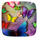 Colorful Butterfly Theme by Theme Worlds