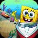 Sponge Racing Journey by WEBE Store
