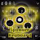 Fidget Spinner Keyboard Emoji