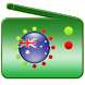 Australia Radio Stations Live by WongBuncit Inc