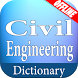 Civil Engineering Dictionary by Hybrid Dictionary