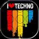Techno Musik Bildschirm sperren by Lock Phone Rex