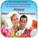 Anniversary Photo Frame by Lucky Apps Solutions