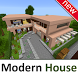 Modern House map for MCPE by Lakshmi Pratima