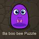 Ba boo bee Puzzle by Munir Qasem