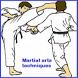 Martial Arts Techniques by klikodi