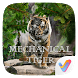 Mechanical Tiger 3D V Launcher Theme by V Launcher