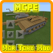 War Tank Mod for Minecraft PE by FanBleakkama