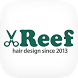 Hair design Reef by GMO Digitallab,Inc.
