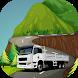 3D Mountain Climb Truck Driver