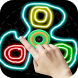 Drawing Fidget Spinner - ( Spin it ) by GoldenApps Inc