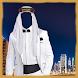 Modern Arab Suit Photo Maker by enginair