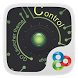 Control GO Launcher Theme by ZT.art