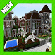 The Neighborhood Map for Minecraft PE by krasnovkaom