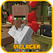 Villager Companion Mod MCPE by ThaninMod