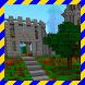 Castle of Dead. Horror MCPE map by Longday Entmt