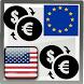 Euro a Dólar USA Conversor by tunegocioapp