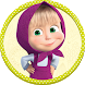 Free games: Masha and the Bear by Hippo Kids Games