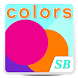 Learning Colors - Flash Cards by SamBella Kids