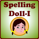 Spelling Doll-1 by Balabharathi.com