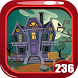 Cute Green Zombie Rescue Game Kavi - 236 by Kavi Games